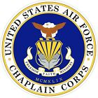 U.S. Air Force Chaplains Corps Decal / Sticker