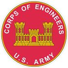U.S. Army Corps of Engineers Decal / Sticker