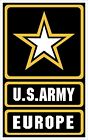 U.S. Army Europe Decal / Sticker