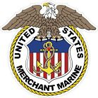 United States Merchant Marine Seal Decal / Sticker