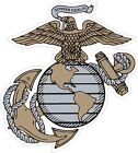 USMC Marine Corps 3 Decal / Sticker