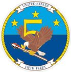 U.S. Navy 5th Fleet Decal / Sticker