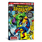 Marvel Comics Book Spider-Man Issue Cover #120 Graphic Art on Wrapped Canvas