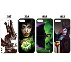 Disney Sleeping Beauty Maleficent Pattern Case Cover For iPhone 5c 5s 6 6 Plus