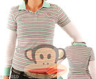 PAUL FRANK NEW LONG SLEEVE Tshirt  Polos sizeS 100% authentic FREE Postage