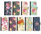 New Retro Rose For Faux Leather Flip Case Cover iPhone 6 6s/Plus 4.7''/5.5''