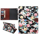 "Floral Flower Leather Stand Card Wallet Smart Cover Case For iPad Pro 9.7""/10.5"""