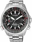 Citizen Promaster Radio Sapphire Titanium Japan Mens Watch CB0141-55E