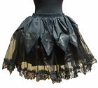 Gothic Cross skirt with crosses XS129T