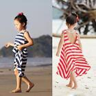 Girls Kids Toddler Baby Princess Party Pageant Wedding Tulle Tutu Dresses 3-8Y