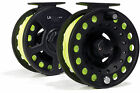 Leeda RTF (Ready To Fish) Fly Reels - Choice of sizes 5/6 or 7/8 - With Fly Line