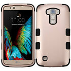 Cell Phones Accessories Lg Best Deals - For LG K10 IMPACT TUFF HYBRID Protector Case Skin Phone Cover Accessory