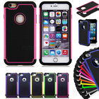 Armour Protecter Heavy Hybrid ShockProof Case for Various For Apple iphone 4 5 6