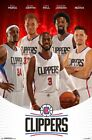 Paul Pierce Blake Griffin Chris Paul Deandre Jordan LA Clippers NBA 22x34 Poster