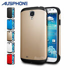 Hybrid Heavy Duty Slim Tough Armor Protective Case Cover For Samsung Galaxy S4
