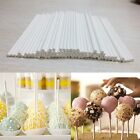 100pcs LOLLIPOP / CAKE POPS / SWEETS CANDY/ LOLLIES / CHOCOLATE STICKS DIY CRAFT