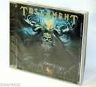 TESTAMENT  DARK ROOTS OF EARTH CD  2012  NUCLEAR BLAST SEALED IN WRAPPER