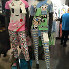 Tokidoki Ladies Pyjamas Primark T Shirt Leggings