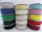 3mm Pearl Trim String Bead Accent for Crafting, Scrapbooking, Decoration