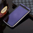 Mirror Circle Quick Window View Flip Smart Leather Case Cover For LG G4 G5 V10