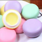 Macaron Lip Balm Sweet Lip Cream Strawberry/Apple/Grape/Pineapple 4 Flavor Cute