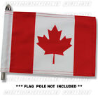CANADA MOTORCYCLE FLAG   CANADIAN MOTORCYCLE FLAG   6X9 or 10X15