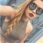 Ladies Women Crop Top Bandage Bodycon Bustier Bra Bralette Tank Vest Tops Blouse