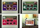 Choose Your NCAA College Team Scoreboard Desk Alarm Clock w/ Temperature & Date