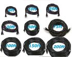 Cat 6 CAT6 Patch Cord Cable 500mhz Ethernet Internet Network LAN RJ45 UTP BLACK