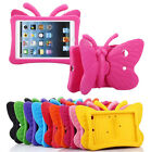 Kids Safe Butterfly Rubber EVA Foam Shockproof Case Cover For Apple iPad Series