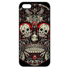 Case Cover Skull For iPhone 4 / 5 / 6 / Galaxy S4 / S5 / S6 / S7 Print 2D P29