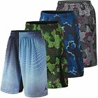 Nike Men's Jordan Jumpman Dri-FIT Flight Printed Long Basketball Shorts