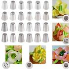 Russian Tulip Icing Piping Nozzles Cake Decoration Tips Baking Tools