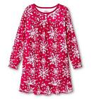 Circo Girl's SNOWFLAKE NIGHTGOWN ~  Girls XS (4/5)  ~ NEW