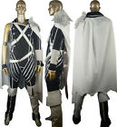 Fire Emblem Awakening Chrom Deluxe Outfit Halloween Comic-con Cosplay Costume