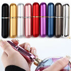 1PC Travel Portable Refillable Perfume Atomizer Bottles Scent Pump Spray Case