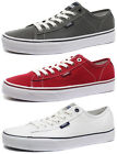 New Vans Ferris Mens Canvas Trainers ALL SIZES AND COLOURS