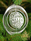 PERSONALISED Christmas Decorations / Christmas Tree Decorations GIRLS NAMES