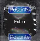 PASANTE EXTRA SAFE Thicker Latex Condoms 12 24 36 48 72 100 144 Private