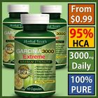 100% PURE Garcinia Cambogia Extract Pill 95% HCA Max WEIGHT LOSS Fat Burner DIET