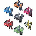 Wulfsport Crossfire Cub Childrens Kids Childs Motocross MX Quad Bike Race Kit