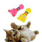Pet Dog Cat Play Squeaky Quack Sound Chew Treat Training Throw Fetch Ball Toy