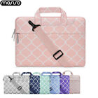 Mosiso Women Laptop Sleeve Case messenger Shoulder Bag 11 13 14 15 for Notebook