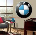 Choose Size - BMW LOGO Decal Removable WALL STICKER Home Decor Cars 65x65 cm