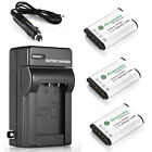 NP-BX1 Battery & Charger for Sony Cyber-Shot DSC-RX100 II III HDR-AS100V AS15/10