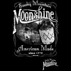 Smoky Mountain Moonshine T Shirt You Choose Style, Size, Color Up To 4XL 10396