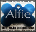 Engraved Animal Dog and Cat Id Name Disc/Disk Tags !! Bones, Paws, Star, Heart !