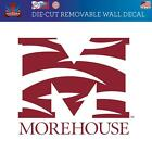 Morehouse College Maroon Tigers Removable Wall Decal Logo 2
