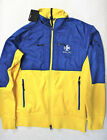 Ralph Lauren RLX men Yellow blue Colorbocked track jacket size XL