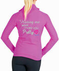 **INSPIRE ME***LADIES FITNESS JACKET...HATING ME..ALL SIZES AVAIL